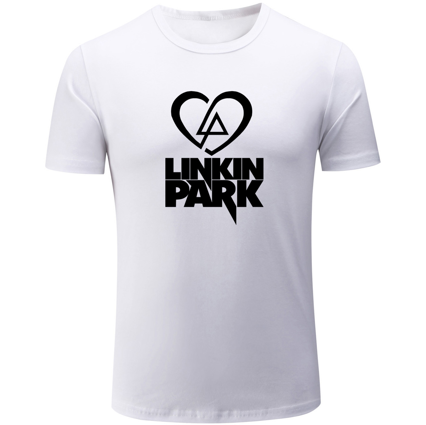Us 9 87 48 Off New Linkin Park Symbol Fitness T Shirt Men Women Cool Rock T Shirt Short Sleeve Girls Boys Tshirts Hip Hop Tops Streetwear Tops In