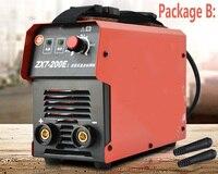 Free shipping IGBT ARC 10 200A Welder Inverter Welding machine IGBT MMA ARC ZX7 welding machine Easy weld electrode Arc Welder