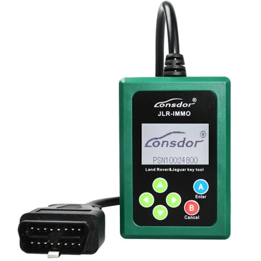 Lonsdor JLR IMMO JLR Doctor Key Programmer by OBD Newly Add KVM and BCM Update Online Free Shipping цена 2017