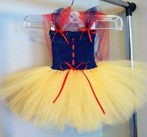 0-4Year Snow White Princess Dress Baby Girl Cosplay Costume Baby Tutu Dress Wedding Party Vestidos Toddler 1 Year Birthday Dress