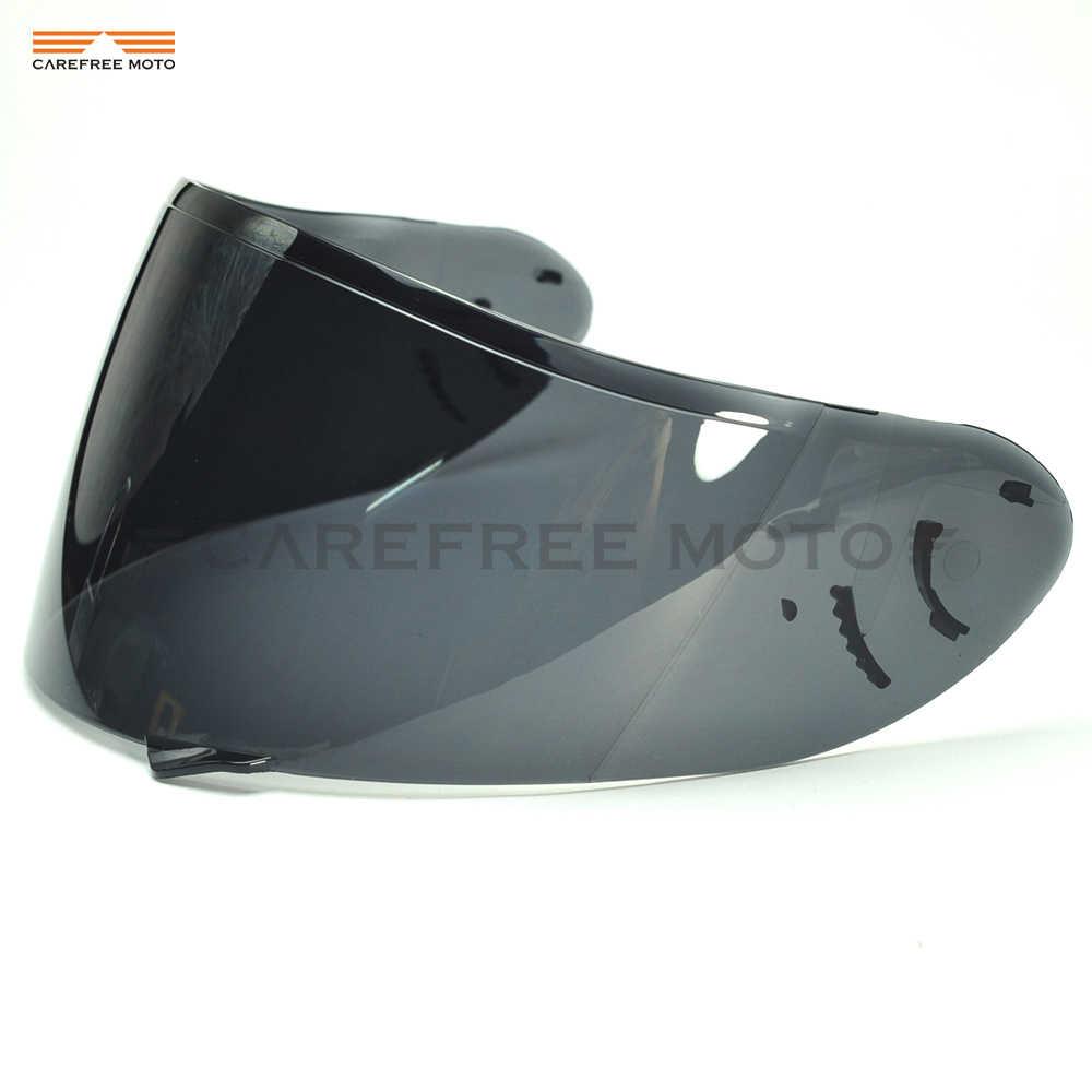 75ce0f2a Dark Smoke Motorcycle Helmet Visor Lens Full Face Shield Case for SHOEI CW1  CW-1
