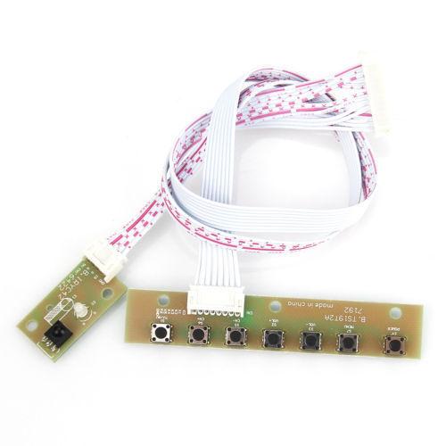 Kit for LTN156AT35  TV+HDMI+VGA+USB LCD LED screen Controller Driver Board