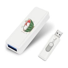 אישית Pendrive 128 GB דיסק און קי לדחוף ולמשוך 64GB עט כונני U מקל 128 GB USB פלאש כונני עבור יום הולדת מתנה לחתונה