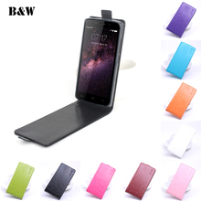 Homtom HT17 Case PU Leather Case Cover For Homtom HT17 Pro 5.5 Protective Case Black Luxury Original Vertical Flip Cover