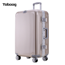 2016 New Arrival Business Trolley case Travel baggage 25″  with TSA Lock 360 diploma common wheel