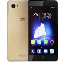 ZTE MTK6735P BA601 Android 5.1 Quad Core Phone Dual SIM 4G LTE FDD 5.0 1G RAM 8G ROM 8MP Telefone 4000 Mah Telefone A2 A1 V5 V5S