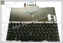 Russisch ru tastatur für dell e5470 e7470 094f68 9z. 90.40A07. S01 9Z. NB2UW. AOR NB2UW. A0U NSK-LKAUW V146925AS1 0D19TR hintergrundbeleuchtung