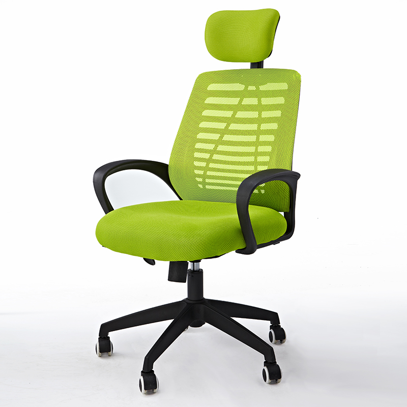 High quality ergonomic computer chair office meeting chair swivel lift chair computer chair home office chair mobile no handrail small lift swivel chair mesh staff chair