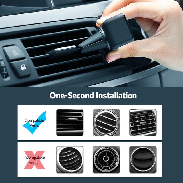 Universal Car Smartphone Holder