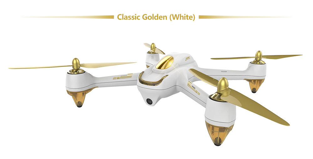 Hubsan H501S X4 Brushless FPV RC Quadcopter Drone with 1080P HD Camera GPS Follow Me Function Headless Mode Remote Control