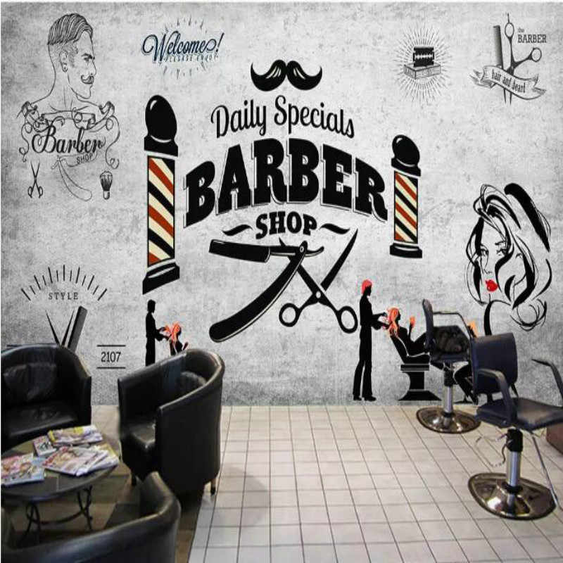 Detail Feedback Questions About Retro Hair Salon Background