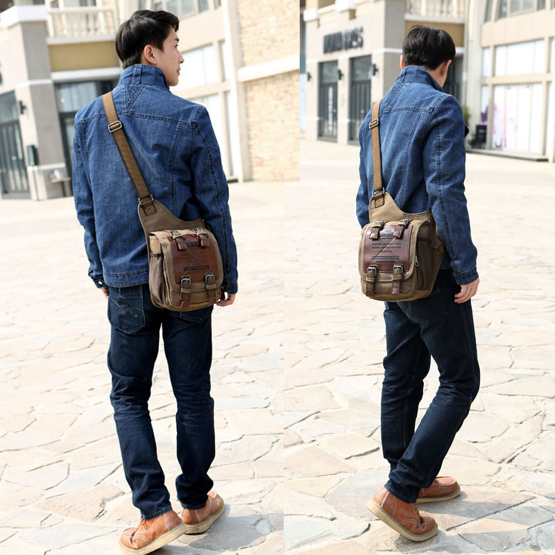 Online Shop Hot 2015 New designer fashion black quality canvas bag ...