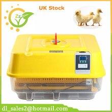 Digital egg incubator full automatic egg incubator for 39 chicken eggs adjustable egg tray