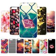 3D DIY Soft Silicone Case For Ulefone Gemini Pro Coque T1 Cover Flamingo Painted Back Fundas