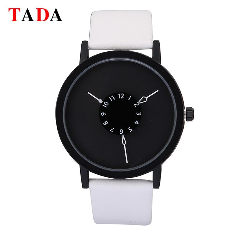 Top Luxury Brand TADA Genuine Leather Strap 3ATM Wateproof Watches Ladies Hot sales Women Wristwatch relogio masculino relojes