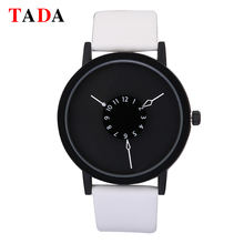 Top Luxury Brand TADA Genuine Leather Strap 3ATM Wateproof font b Watches b font Ladies Hot