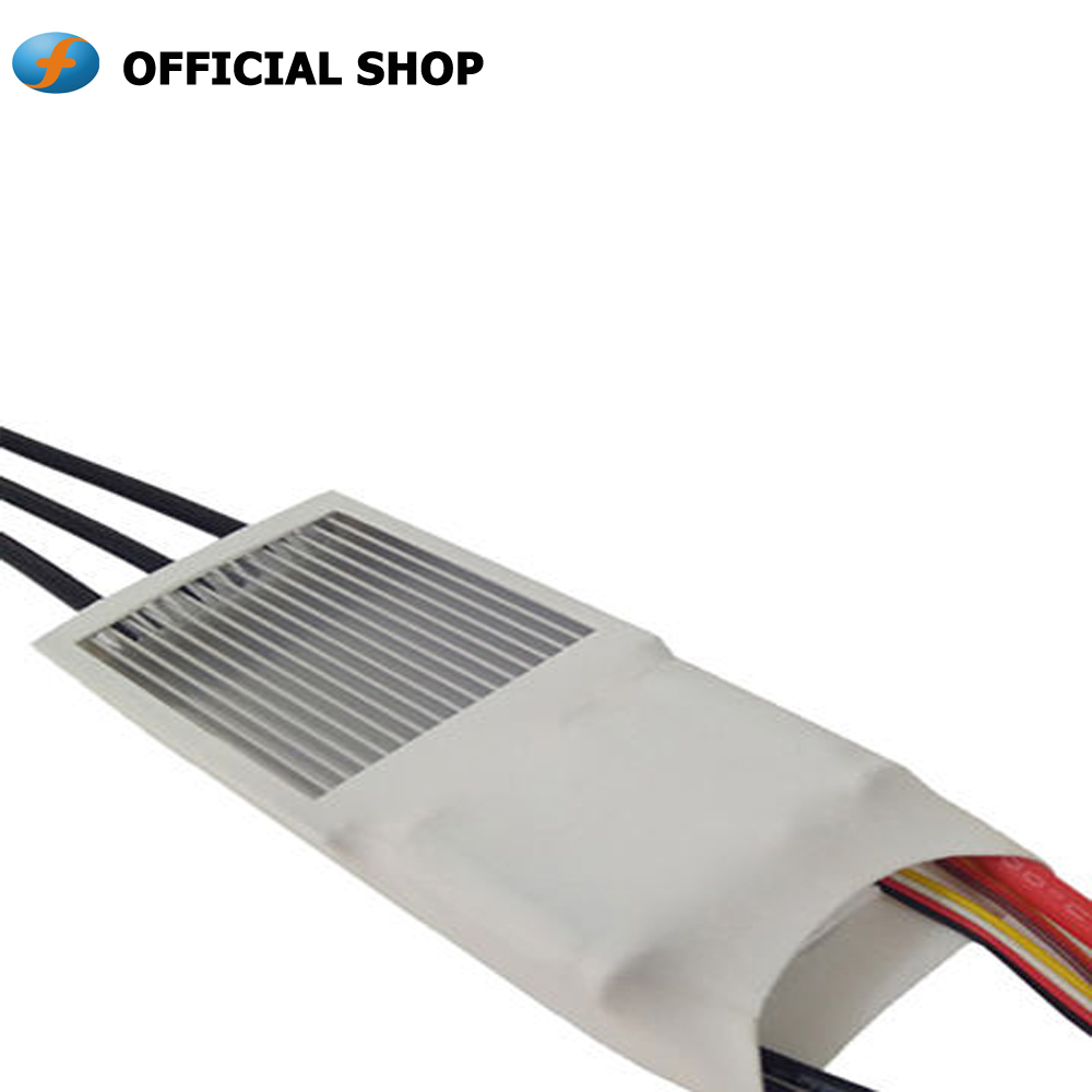 RC 100A HV ESC 22S Brushless Motor Speed Control for Airplane Aircraft