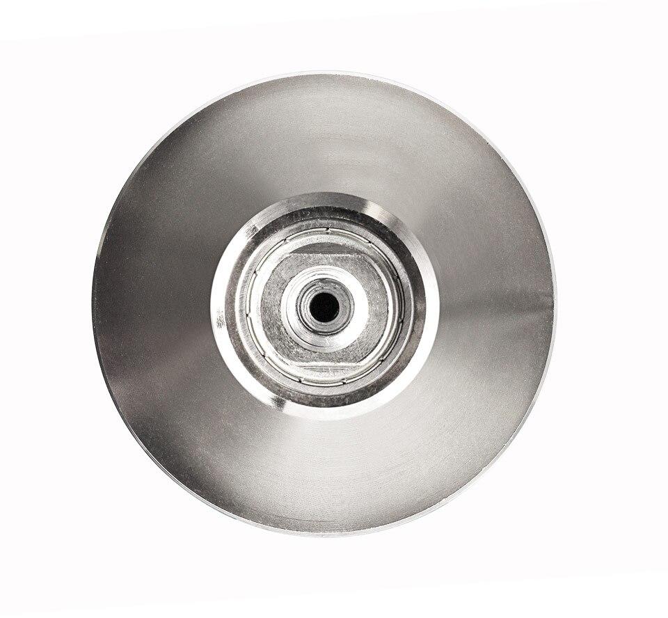 Vacuum Brazed F20 Diamond Router Bit Edge Profiling Wheel