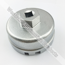 Toyota prius corolla rav4 için yağ filtresi kaldırma anahtarı aracı 64.5mm 14 flüt