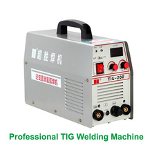 220V TIG Welder Equipment Electric Welding Machine