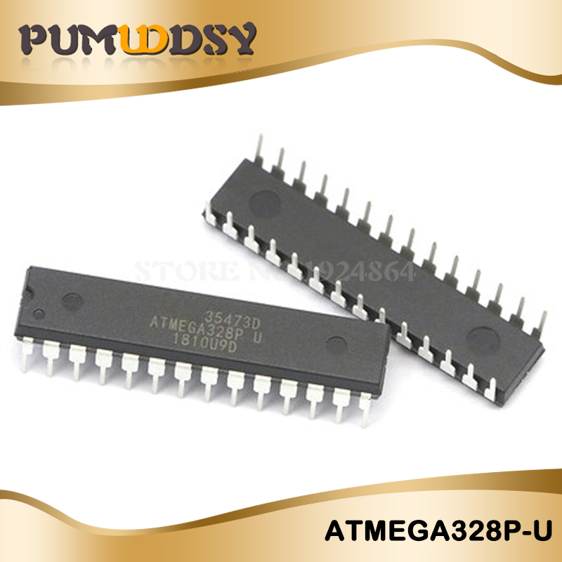 1 teile/los ATMEGA328P-PU ATMEGA328-PU CHIP ATMEGA328 Mikrocontroller MCU AVR 32K 20 MHz-DIP-28