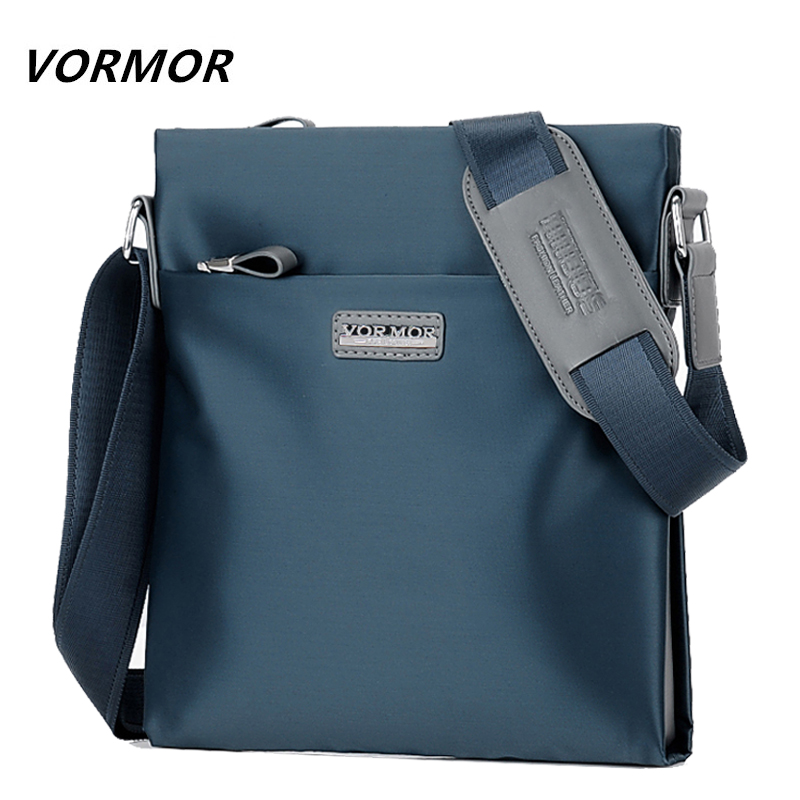 Luxury Brand Men Bag Fashion Shoulder Bags Waterproof Oxford Cloth Men's Messenger Bag Business Male Crossbody Bags