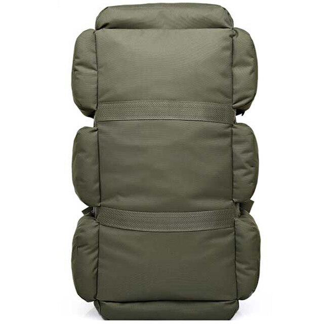 Hot 90L Large Capacity Men's Military Tactical Backpack Waterproof Oxford Hiking Camping Backpacks Wear-resisting Travel Bag 6