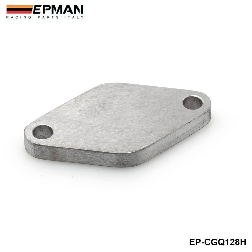 Stainless Steel 304 35MM 38MM Turbo Wastegate Blockoff Plate Block Off For Honda Acura All  EP-CGQ128H