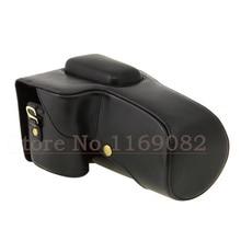 Protective PU leather detachable case bag Camera bag  for Pentax K30 K5II Digital Camera new
