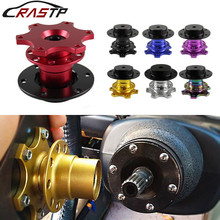 где купить RASTP-New Steering Wheel Quick Release Snap Off Hub Adapter Steering Wheel Hub Boss Kit RS-QR001 по лучшей цене