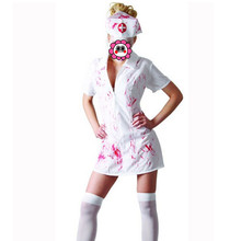 abbille halloween zombie costumes for women scary halloween costumes for women blood nurse costumes horrible nurse cosplay cloth