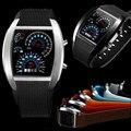 2016 Hot Sale Fashion Digital Watch Rubber Sports Watch Men Luxury LED Watch Hour erkek kol saati montre homme relogio masculino