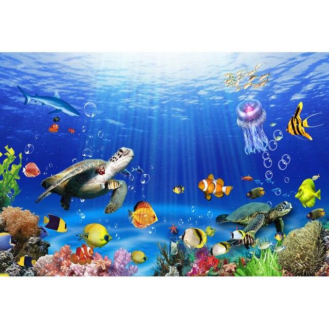 9000 Koleksi Gambar Pemandangan Bawah Laut Kartun Gratis