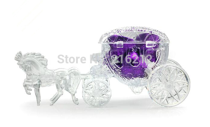 Fairy Tale carriage transparent wedding favour boxes gift box sweet box-in  Gift Bags   Wrapping Supplies from Home   Garden on Aliexpress.com  205f401e8