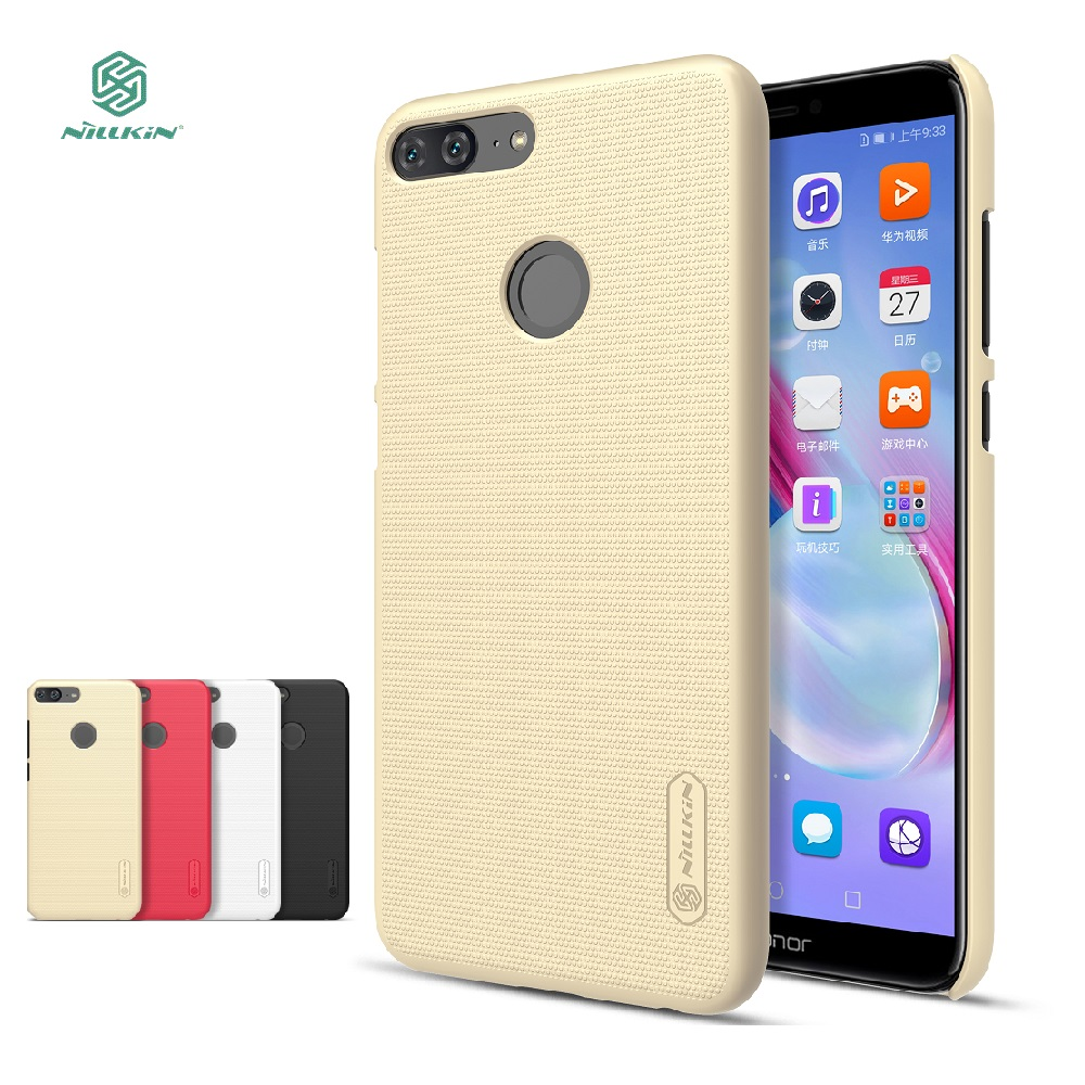 <font><b>Nillkin</b></font> Hard Back Case For Huawei <font><b>Honor</b></font> <font><b>9</b></font> <font><b>Lite</b></font> Cover Protective Phone House Protector 5.65 inches image