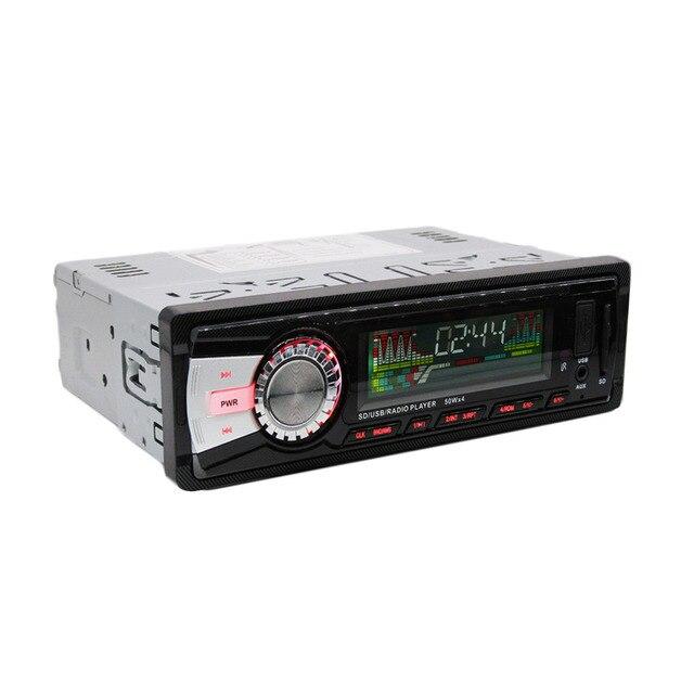 1 DIN 6236 Автомобиль Радио ЖК-Дисплей USB/SD/MMC/MP3/WMA/AUX В/FM/Удаленный Игрок с Автомобильный Радиоприемник 4X60 Вт