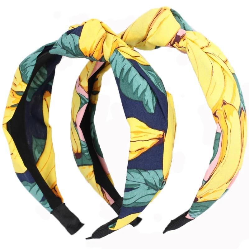 Fashion Banana Headband