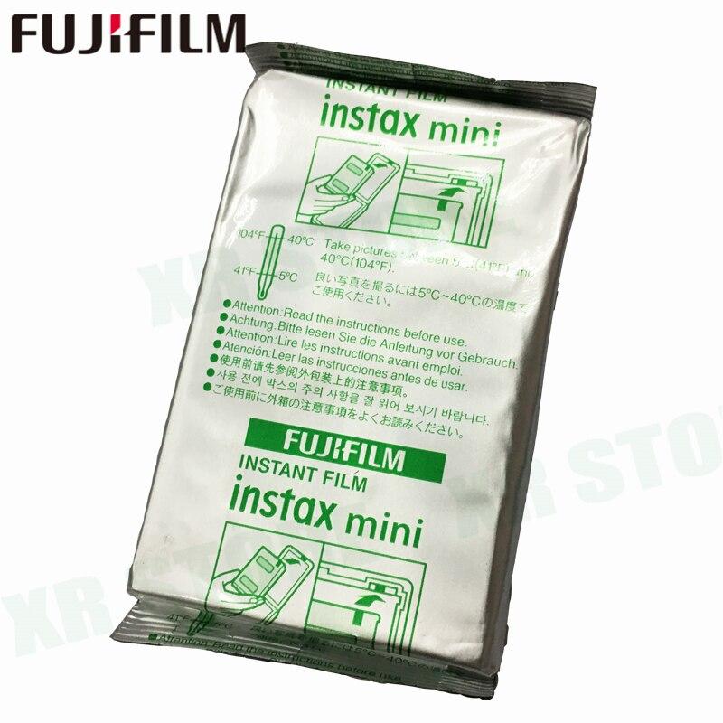 D'origine Fuji Fujifilm Instax Mini 8 Film Blanc Bord Papiers Photo Pour Mini 9 7 s 90 25 55 Partager SP-1 Appareil Photo Instantané 50 feuilles - 4