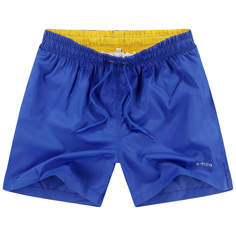 Hit color Men Swimwear Swim Shorts Trunks Board Beach Shorts Swimming Pants Mens Sports Shorts 1605
