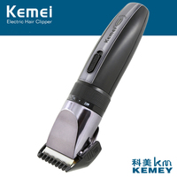 Kemei 충전식 전기 이발 기계 110 v-240 v 전문 헤어 클리퍼 무선 전기 헤어 트리머