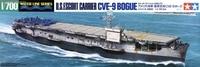 Assemble 1/700 World War II United States Navy Escort Carrier Model CVE 9 Berg 31711