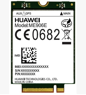 HuaWei ME906E 4G LTE Module 3G Quad-band GPS WCDMA HSPA+ DC NGFF WLAN  Wireless Card telit ln930 dw5810e m 2 twh3n ngff 4g lte dc hspa wwan wireless network card for venue 11