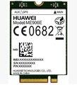 Huawei me906e módulo 4g lte 3g de banda cuádruple gps wcdma tarjeta de red inalámbrica wlan hspa + dc ngff