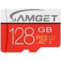 Карта памяти 8 Г 16 Г 32 Г 64 Г 128 Г Класса 10 Micro SD TF Карта Micro SDHC 80 МБ/с. Передачи Скорости UHS-I Водонепроницаемый для камера