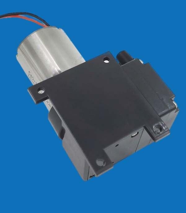 ФОТО 8L/M 75kpa vacuum electric diaphragm brushless micro pump vacuum 24v