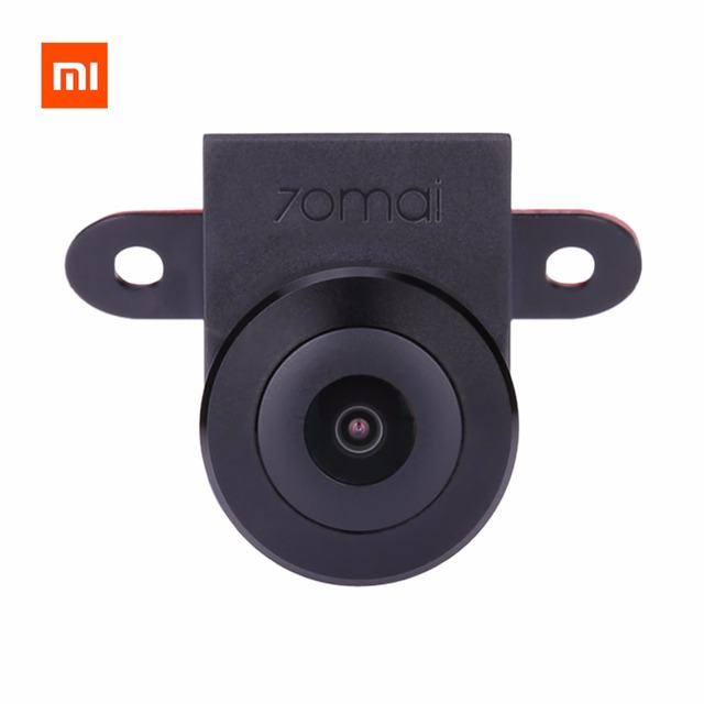 Xiaomi 70 Mai Car Rear View Camera 138 Degree 720P Night Vision IPX7 Reversing Double Recording for Vehicle Parking Reverse