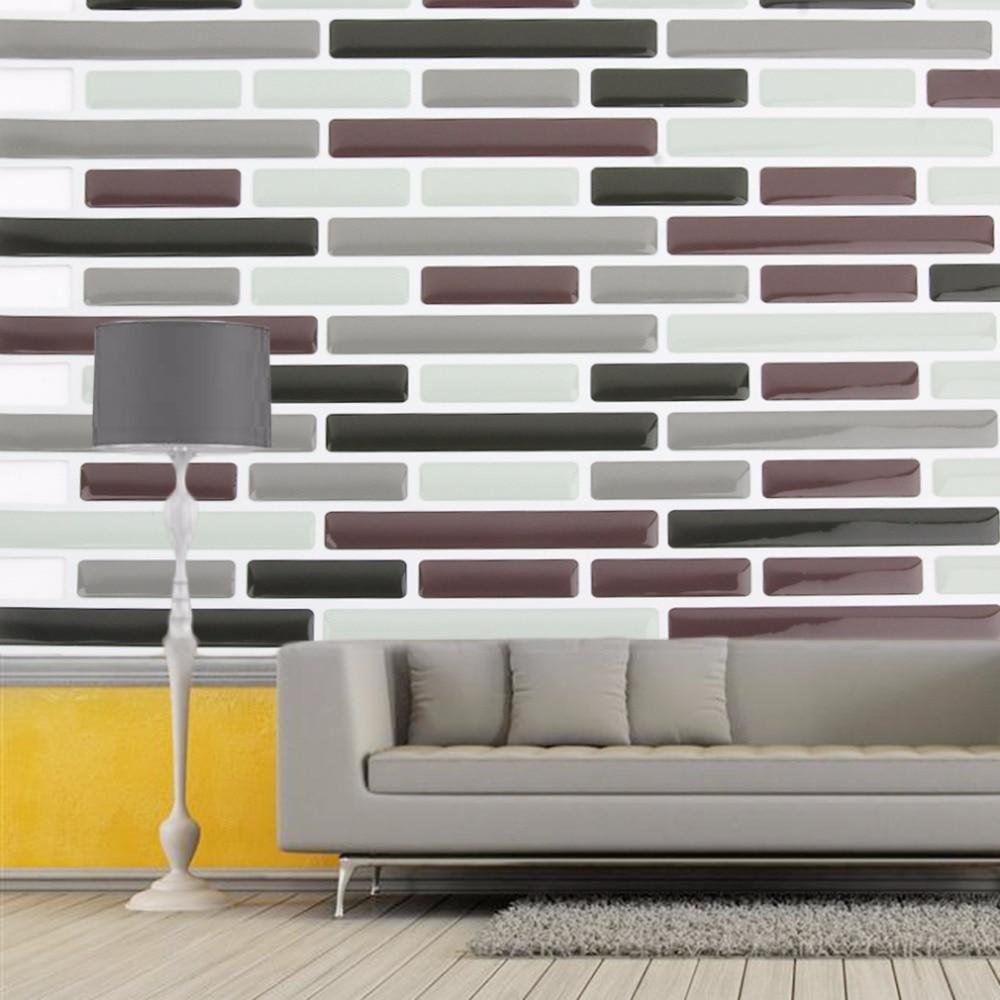 newd etiqueta de la pared del papel pintado para la cocina y