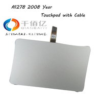 Used with 100% working A1278 trackpad for macbook pro 13 '' A1278 touchpad MB466/MB467 2008 Year