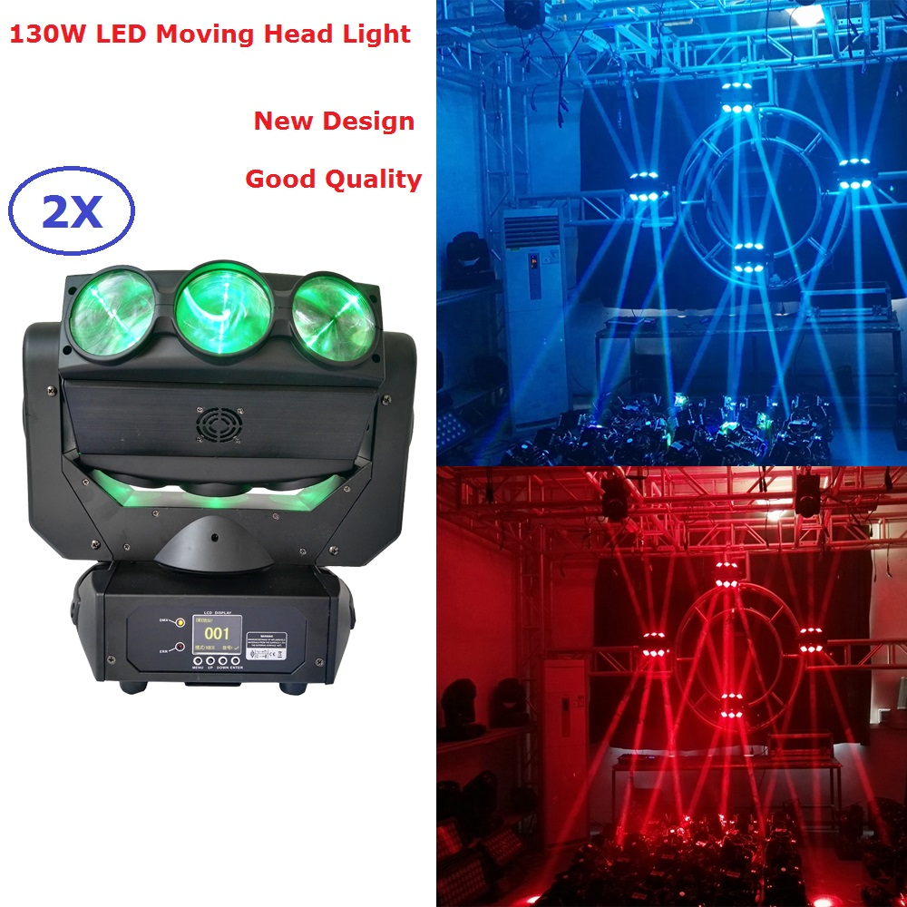 2Pcs/Lot 9X12W RGBW 4IN1 Led Beam Moving Head Spider Light Endless Rotation 130W High Power Effect Lights Free Shipping  2pcs lot mini led infinite rotated beam moving head led spider light 9x10w rgbw led endless rotate beam effect dj disco lights