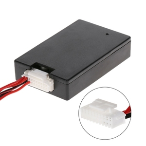 Image 4 - Car Backup Camera Rearview RGB To AV Converter Adapter